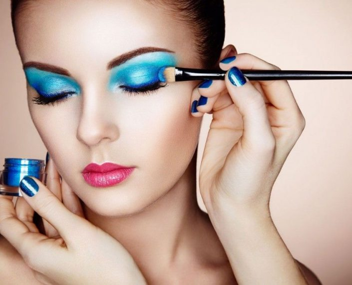 hd make up augen eyes